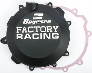 Boyesen Factory Racing Clutch Cover Black CC-42CB 59-7243CB 277646