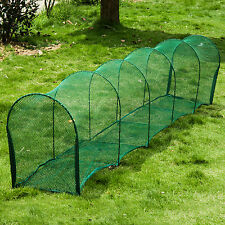 PawHut Outdoor Net Cat Enclosure for Decks Patios Balconies Playpen Lawn Version