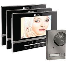 3-Monitor Video Porta Entry System con monitor LUNA SERIE 2-Wire