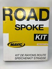 Various MAVIC Road Spokes Black Silver 34 Variations SELECT-A-SIZE