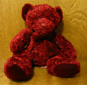 """Russ Berrie Plush #4917 ROSETTA, 14"""" high  NEW with tag from our Retail Store"""