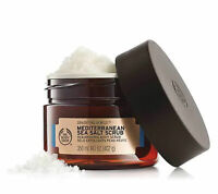 THE BODY SHOP Salzpeeling Mediterranean Sea Salt Scrub grobes Damen 350ml