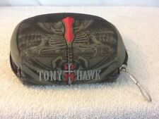 Nice TONY HAWK Cd/dv Zipper Travel Holder Case Holds 24, Pre-owned,  Must Have