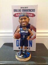 Deron Williams Dallas Mavericks 2016-2017 SGA Bobblehead NBA, Illinois