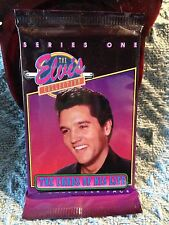 """NOS 1992 THE RIVER GROUP """"THE ELVIS COLLECTION"""" CARDS OF HIS LIFE SERIES ONE #4"""