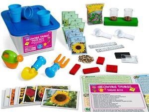 Lakeshore Learning Growing Things Theme / Homeschool /Educational