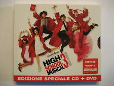 High SCHOOL MUSICAL 3-CD + DVD-O.S.T. - Colonna sonora-Special Edition-OVP