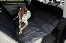 Petego Emanuele Bianchi Dog Car Auto Pet Rear Seat Hammock car SIZE Black
