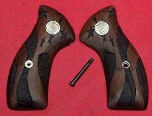 Charter Arms Wood Grips Bulldog, Undercover, Mag Pug, Off Duty, Pathfinder