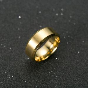 Ring Men Titanium Black