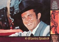 Wild Wild West The Dr. Loveless Episodes Expansion Rare P1 Promo Card