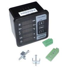 GM50H Generator LCD Multifunction Meter Diesel Engine Monitor Oil pressure gauge