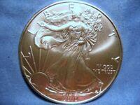 2010 Silver Eagle 1OZ BU Uncirculated-US $1 Silver Eagle 2010