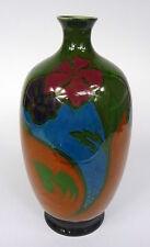 Vase Gouda Holland signiert um 1890