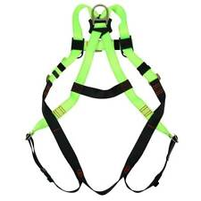 Universal Full Body Safety Harness Fall Protection 3d Ring Back Support Belt