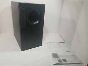 Bose Acoustimass 3 Series IV Subwoofer Speaker only with manual