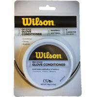 Wilson Pro Stock Baseball & Softball Glove Conditioner Oil Rub Glove Break-in