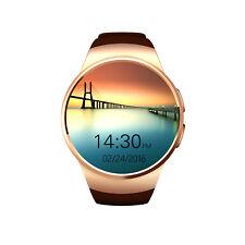 Smart Bluetooth Watch Wrist Splash Proof Phone Mate Android Samsung IOS iPhone