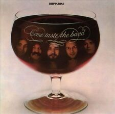 Come Taste the Band by Deep Purple CD EMI