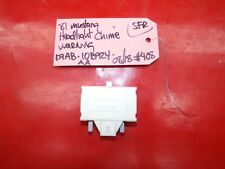 1981 81 FORD MUSTANG HEADLIGHT CHIME WARNING RELAY CONTROL D9AB-10B924-AA OEM