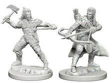 D&D Nolzur's Marvelous Miniatures Human Male Ranger (2)