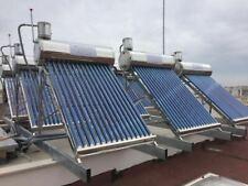 pannello solare termico Manita tetto piano per acqua calda 100 lt con barilotto