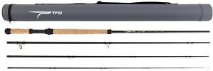 TFO TEMPLE FORK OUTFITTERS PROFESSIONAL SERIES II 11' 6/7 WT 4 PC SPEY FLY ROD