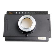 """Nikon DF D4 D7000 DSLR SLR Digital Back Adapter For 4x5"""" Large Format Camera"""