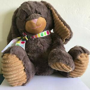 Animal Adventure Easter Bunny Rabbit Stuffed Plush Toy