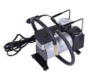 12V DC 100PSI Druckluft Pumpe Tragbar Minikompressor Luft Kompressor Auto Reifen