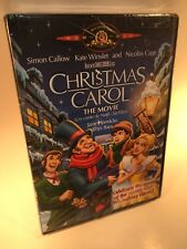 Christmas Carol: The Movie (DVD, 2008, Canadian Pan and Scan) Brand New Sealed