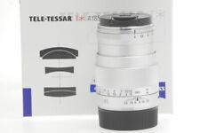 ZEISS 85MM F4,0 ZM TELE-TESSAR -USATO