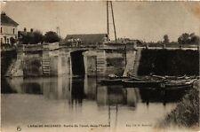CPA  Laroche-Migennes - Sortie du Canal, dans l'Yonne (658755)