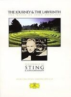 STING The Journey & The Labyrinth DVD/CD NEW The Music Of John Dowland