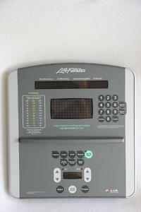 """Life Fitness 95 Xi Crosstrainer Display """"LED"""" (Steuerungselement) (Console)"""