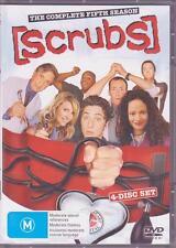 scrubs season 5 (4 dvd set)
