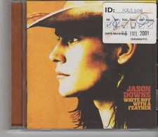(FX400) Jason Downs, White Boy With A Feather - 2001 CD