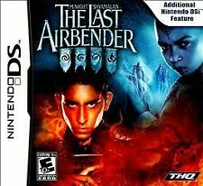 The Last Airbender (Nintendo DS, 2010)