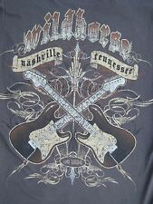 WILDHORSE SALOON NASHVILLE TENNESSEE T SHIRT SIZE SMALL WILD HORSE COUNTRY MUSIC