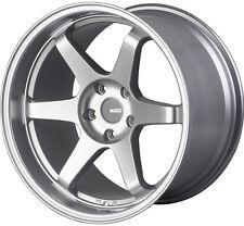 """18"""" MiRO 398 Wheels SET For S13 S14 240SX Z32 300ZX 350Z Supra 18X9.5 / 18X10.5"""