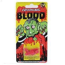 Dentier de vampire partie du haut thermoformable 6514 halloween deguisement fete
