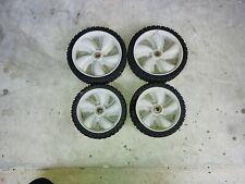 Craftsman self propelled used lawn mower wheels