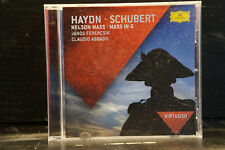 Haydn-Nelson Mass/Schubert-mass in g/Ferencsik/Creda