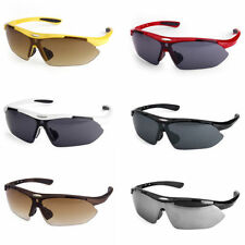 Men's 100% UV400 Cycling Sunglasses & Goggles