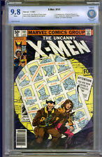 X-Men  #141 CGC 9.8 NM/MT WHITE Pages Universal CBCS #0010710-AA-045