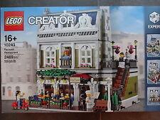 LEGO CREATOR 10243 PARISER RESTAURANT NEU OVP MISB EXKLUSIV PASST ZU 10211 10224