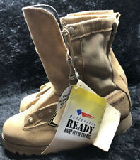 NEW 8.5W Belleville GORE-TEX Insulated Military Boots, Tan