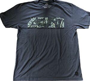 New SCOTTY CAMERON GALLERY CIRCLE T Studio Design Tee Shirt Metal Gray sz M Golf