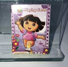Dora the Explorer Mini Deck Playing Cards New/ Sealed Bicycle Brand