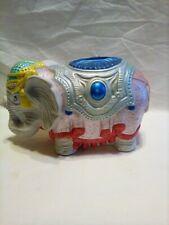 Ceramic Circus Elephant Bank